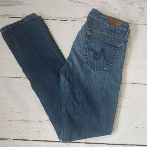 AG • The Premiere Skinny Straight Jeans 27R